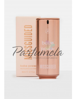 Missguided Babe Power, Parfémovaná voda 80ml