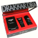 Guy Laroche Drakkar Noir, Edt 100ml + 75ml deo stick + 50ml Sprchový gél