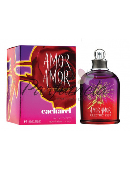 Cacharel Amor Amor Electric Kiss, Toaletní voda 100ml