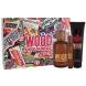 Dsquared2 Wood Pour Homme SET: Toaletní voda 100ml + Sprchovací gél 150ml + Toaletní voda 10ml