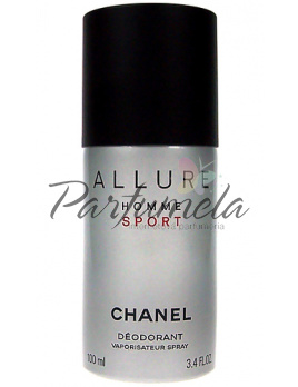 Chanel Allure Homme, Deodorant 100ml
