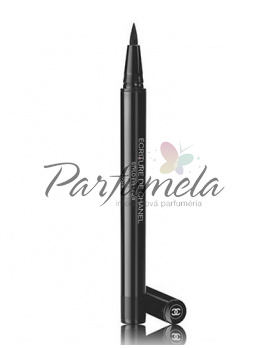 Chanel Écriture de Chanel tekuté linky na oči odtieň 10 Noir (Automatic Liquid Eyeliner) 1,3 ml