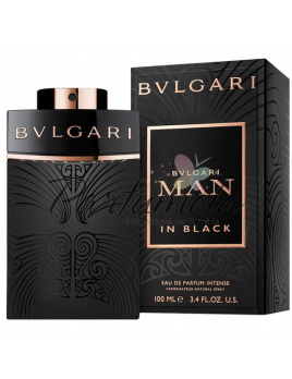 Bvlgari Man in Black Intense, Odstrek s rozprašovačom 3ml