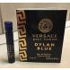 Versace Pour Homme Dylan Blue, Vzorek vůně