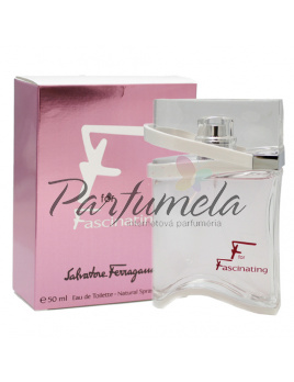 Salvatore Ferragamo F for Fascinating, Toaletní voda 90ml - tester