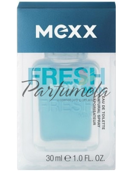 Mexx Fresh for Men Toaletní voda 50 ml