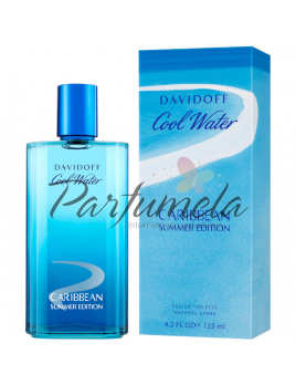 Davidoff Cool Water Caribbean Summer Edition, Toaletná voda 125ml