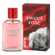 La Rive Sweet Rose, Parfemovaná voda 100ml, (Alternativa toaletnej vody Cacharel Amor Amor)